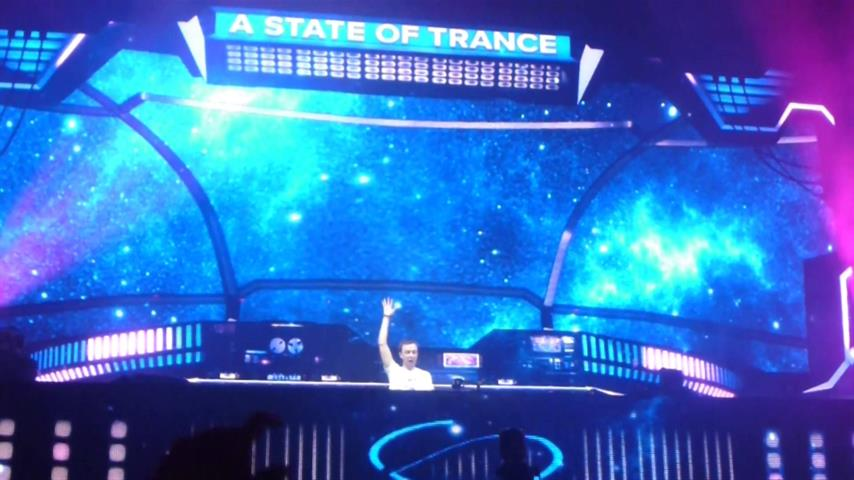 Andrew Rayel - Live @  A State of Trance, ASOT 650 2014