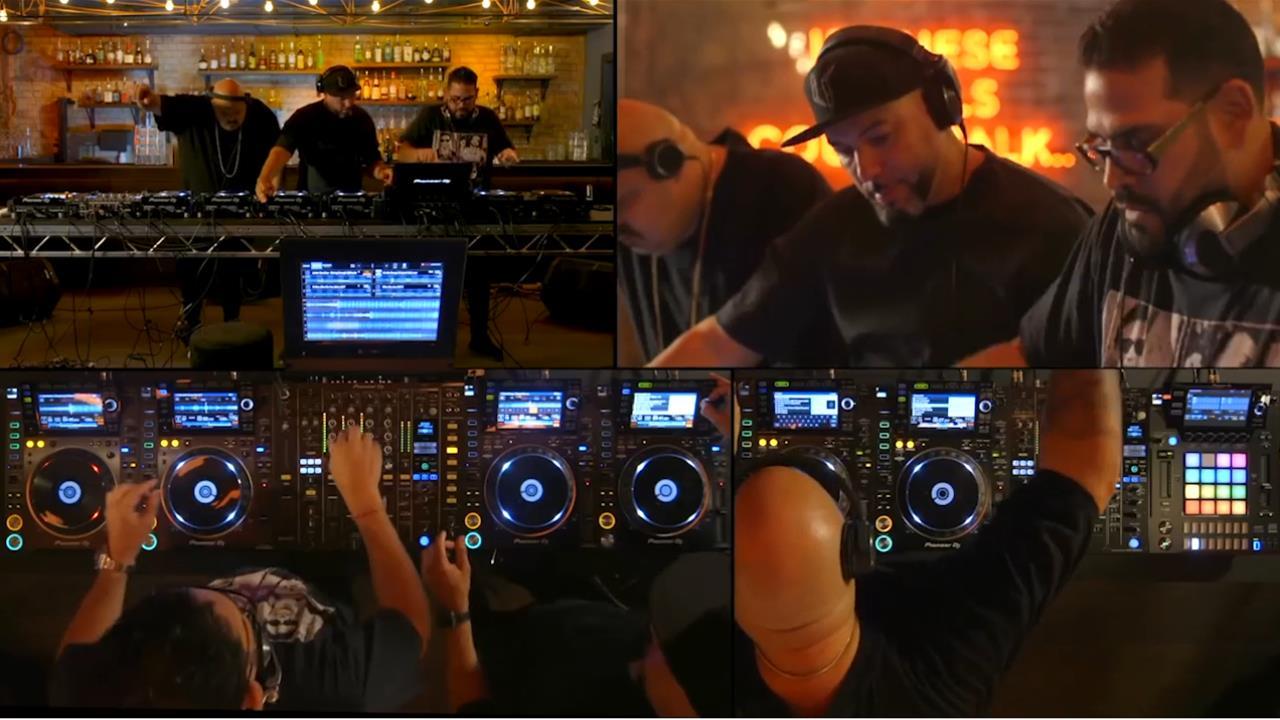 The Smen - Live @ DJsounds Show 2018