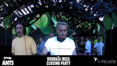 Davide Squillace b2b Butch - Live @ Ushuaia Ibiza Closing Party 2018