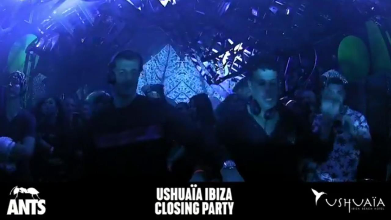 Andrea Oliva b2b Richy Ahmed - Live @ Ushuaia Ibiza Closing Party 2018