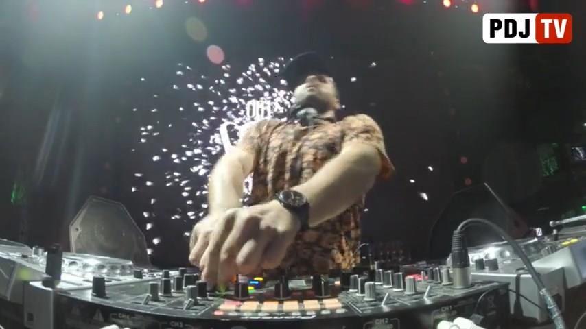 Javi Bora - Live @ 25 anniversary Space Ibiza, Space Moscow 2014