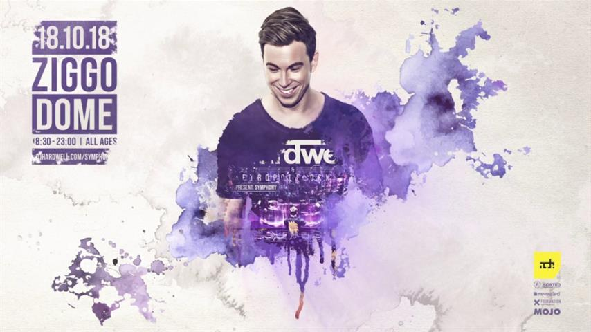 Hardwell and Metropole Orkest - Live @ The Global Revolution Of Dance, Ziggo Dome , ADE 2018