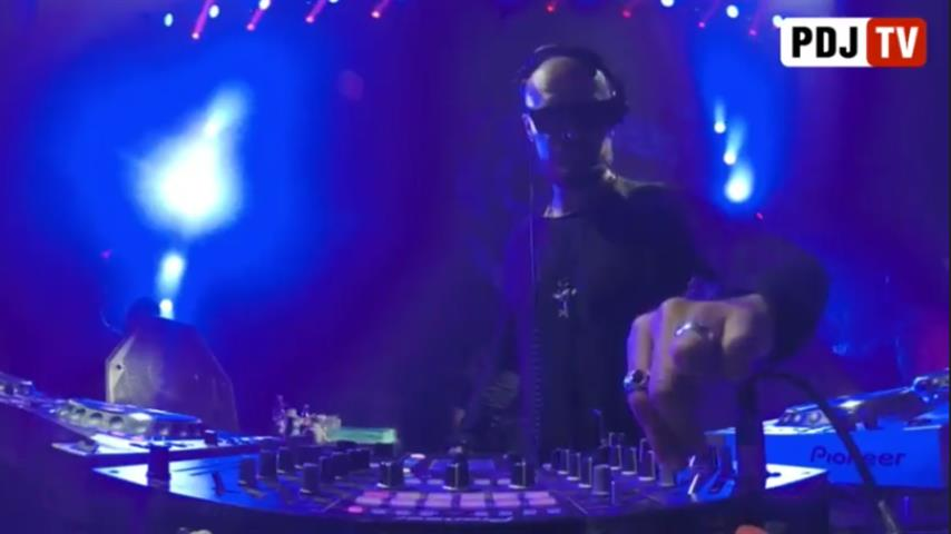 Denis A - Live @ 25 anniversary Space Ibiza, Space Moscow 2014