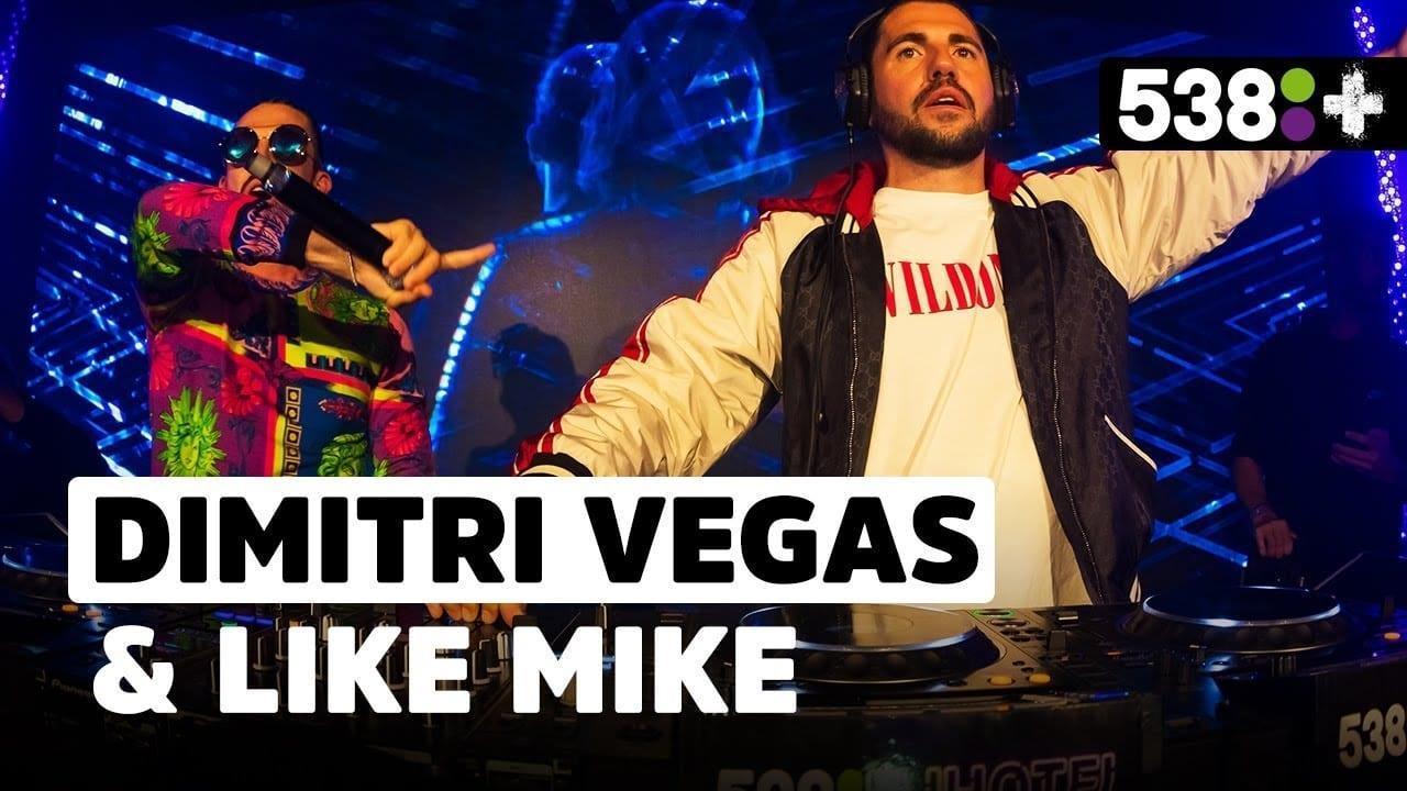 Dimitri Vegas & Like Mike - Live @ 538DJ Hotel 2018