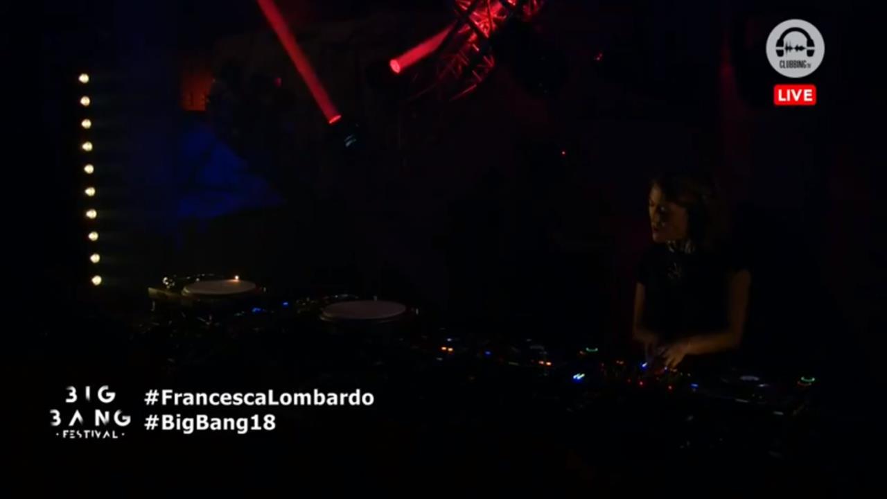 Francesca Lombardo - Live @ Big Bang Festival 2018