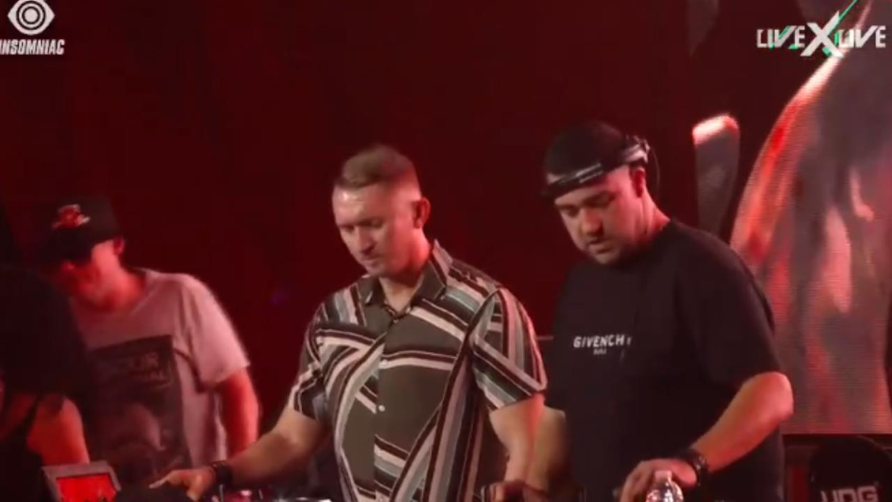 CamelPhat - Live @ Escape: Psycho Circus 2018
