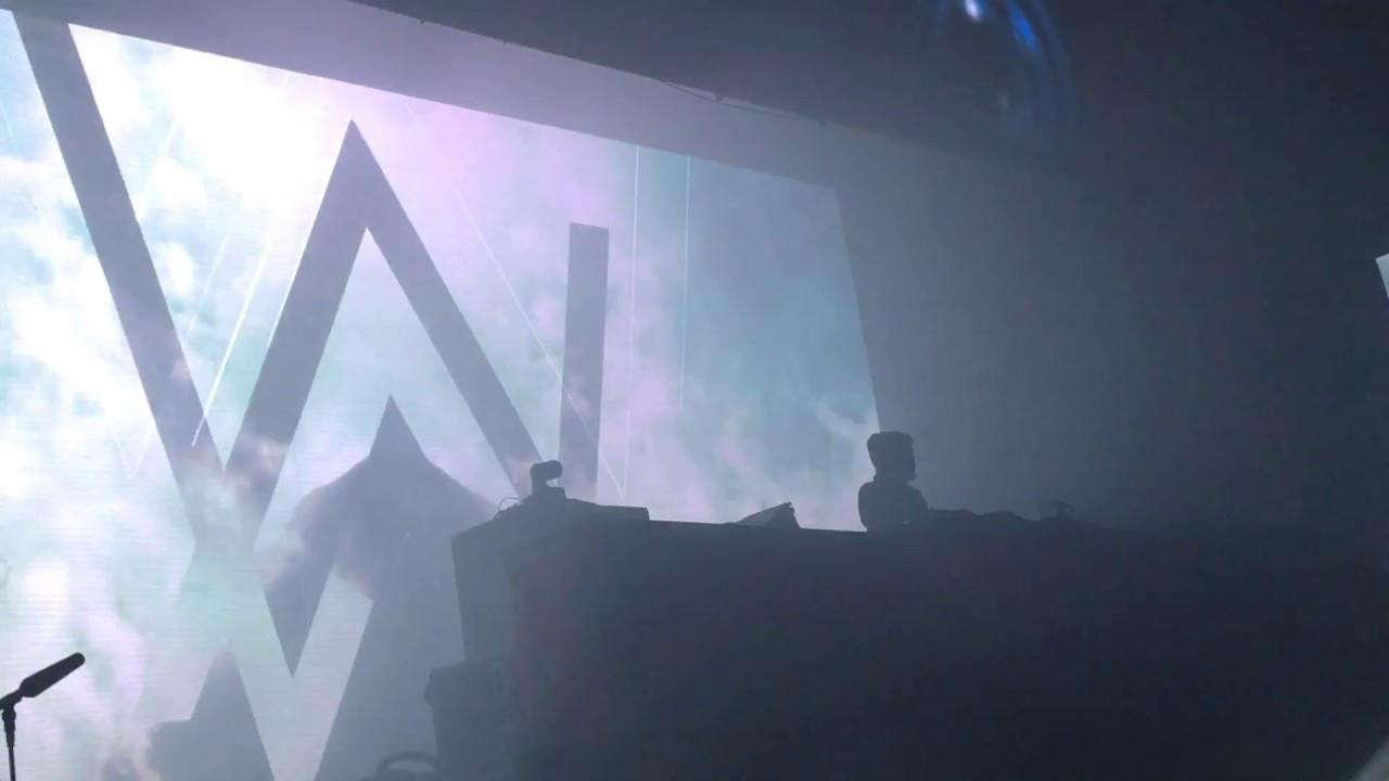 Alan Walker - Live @ Escape: Psycho Circus 2018