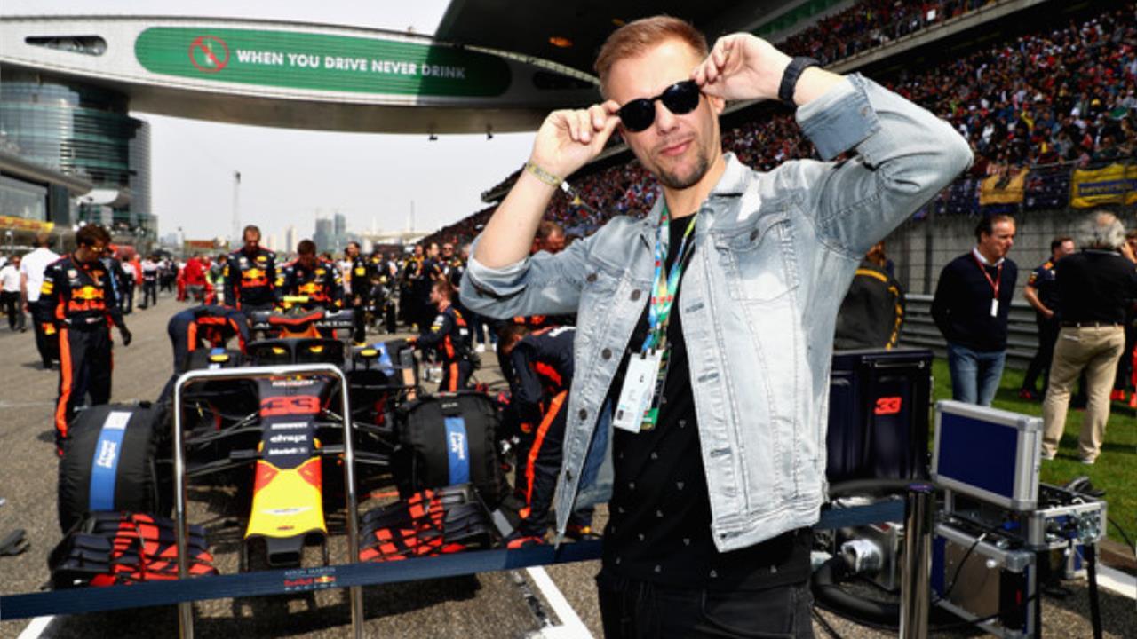 Armin van Buuren - Live @ Formula 1 Grand Prix Mexico 2018