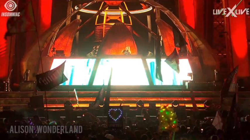 Alison Wonderland - Live @ EDC Orlando 2018