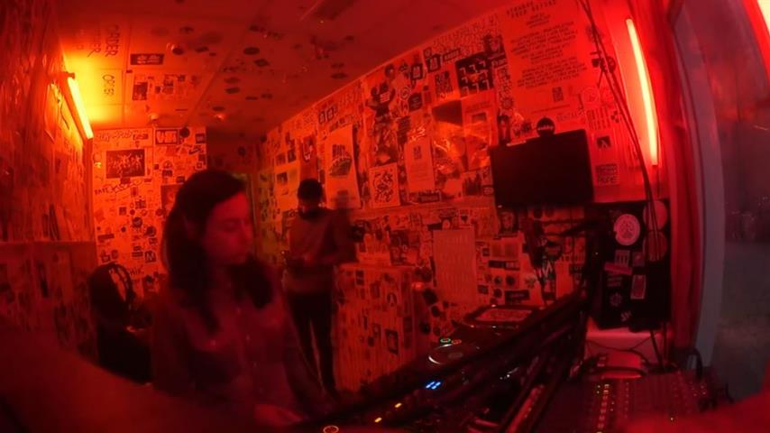 Maayan Nidam - Live @ Red Light Radio 2018