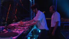 Antigone b2b Francois X - Live @ Exit Festival 2017