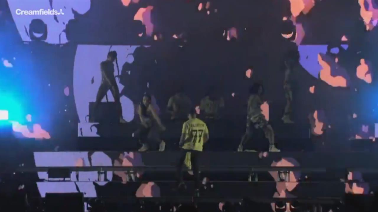 Major Lazer - Live @ Creamfields UK 2018