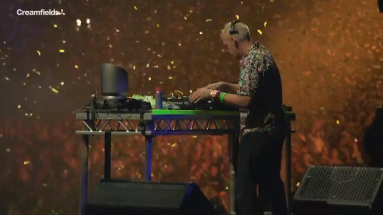 Fatboy Slim - Live @ Creamfields UK 2018, Horizon Stage