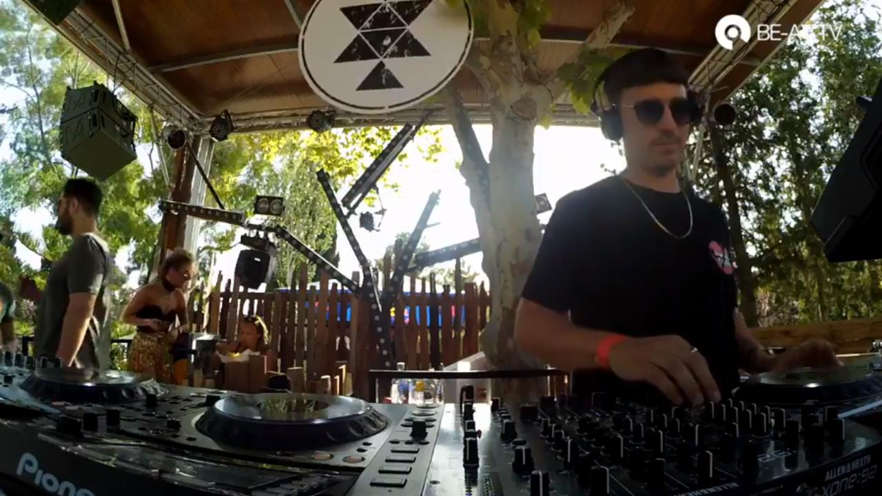 Michael Bibi - Live @ Groovers In The Park Opening Party 2017