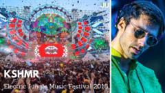 KSHMR - Live @ Electric Jungle Music Festival 2018