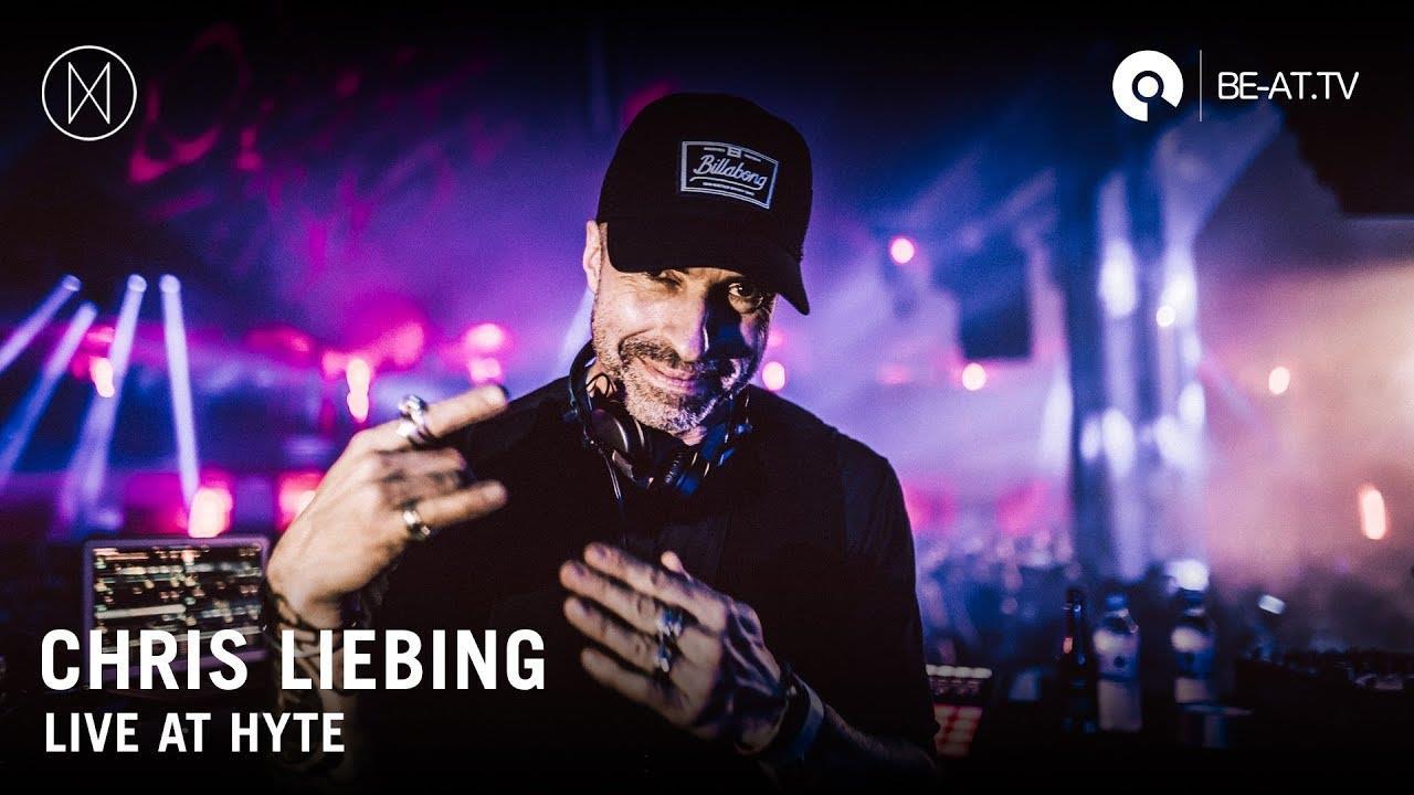 Chris Liebing - Live @ HYTE NYE 2018