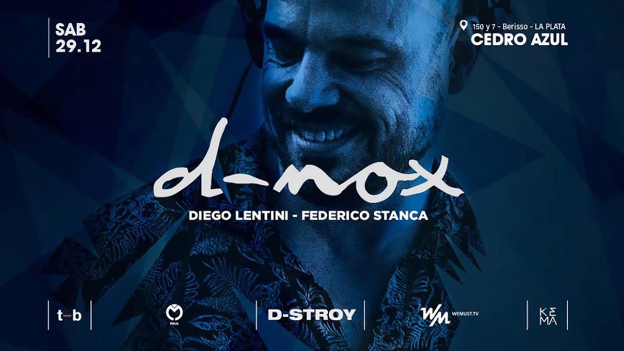 D-Nox - Live @ D-Stroy & Kema #LaPlata 2018
