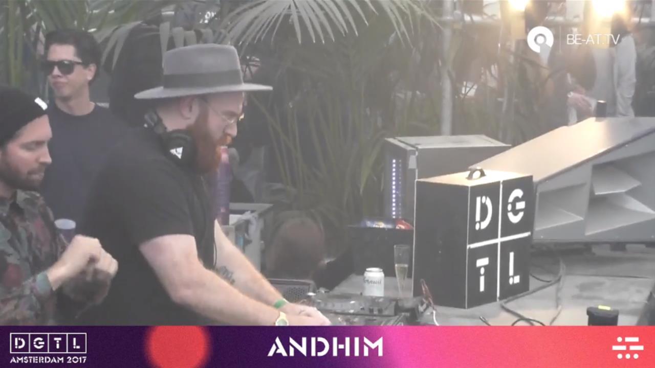 Andhim - Live @ DGTL Festival 2017